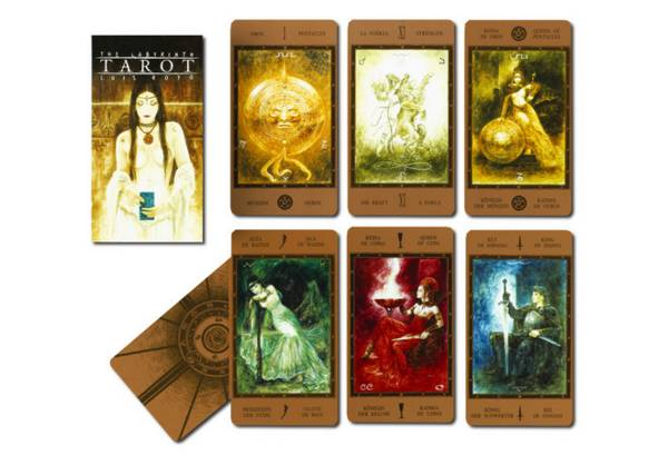 Labyrinth tarot 042540