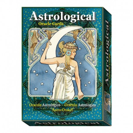 Astrological Oracle Cards - Астрологичен оракул