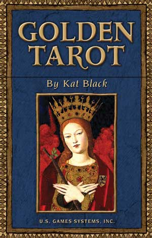 Позлатено Таро - Golden Tarot by US Games