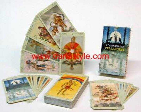 Таро на Индианците - Native American Tarot