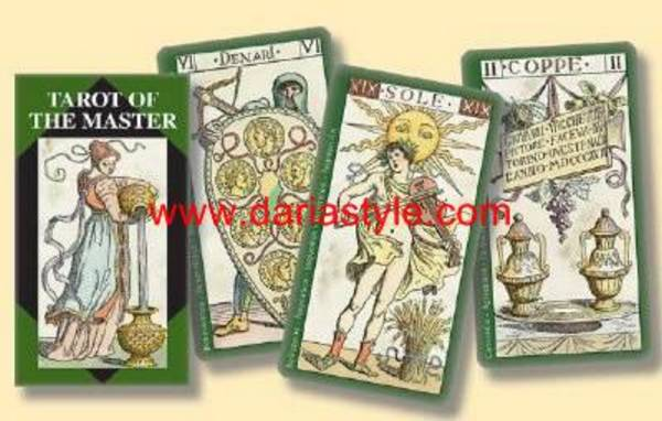 Таро на учителя - Tarot of the Master