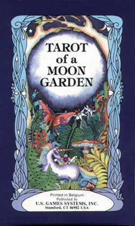 Таро Лунна Градина - Tarot of a Moon Garden by US Games