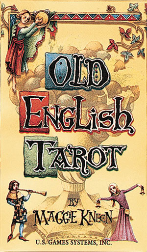 Старо Английско таро - Old English Tarot by US Games