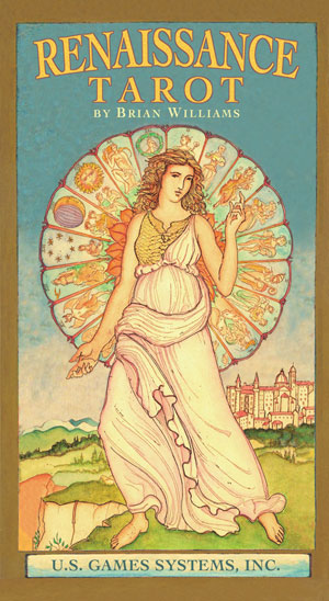 Ренесанс Таро - Renaissance Tarot by US Games
