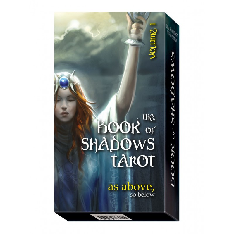 The Book of Shadows Tarot - Vol. I