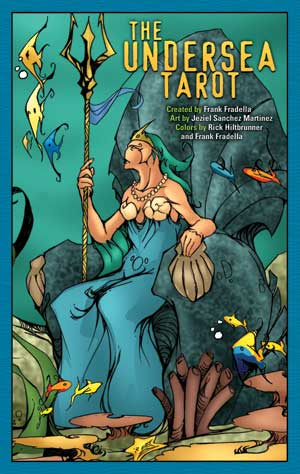 Подводно Таро - The Undersea Tarot by US Games