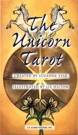 Таро Еднорог - Unicorn Tarot by US Games
