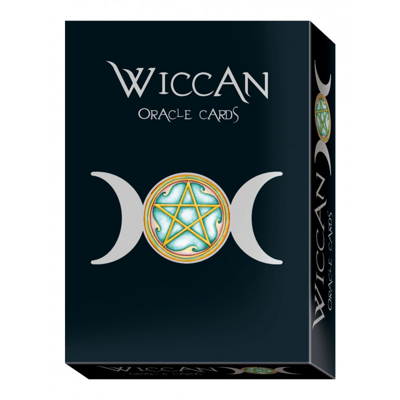 Оракулски карти  Уика оракул - Wiccan Oracle Cards