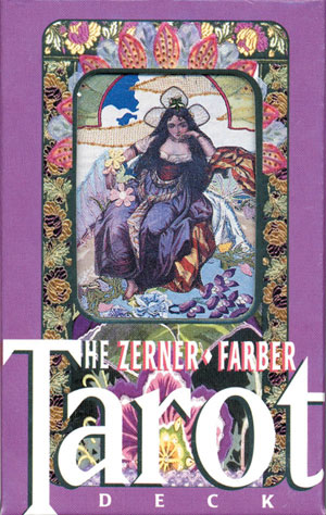 Таро - Zerner - Farber Tarot by US Games